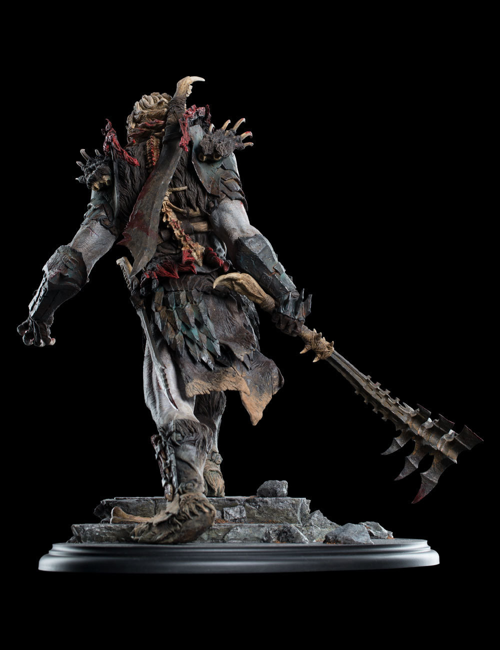 The Hobbit: The Torturer of Dol Guldur - 1/6 Scale Replica Figure image