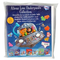 Aliens Love Underpants Collection by Claire Freedman