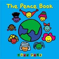 The Peace Book by Todd Parr image