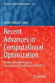 Recent Advances in Computational Optimization image