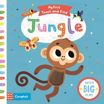 Jungle - Touch & Find by Campbell Books