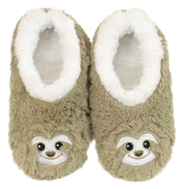 d779f8c99b5 Slumbies Sloth Furry Foot Pals