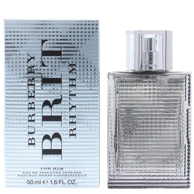 Burberry: Brit Rhythm For Him Intense Fragrance (EDT, 50ml)