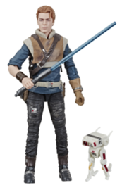 "Star Wars The Black Series: Cal Kestis - 6"" Action Figure"