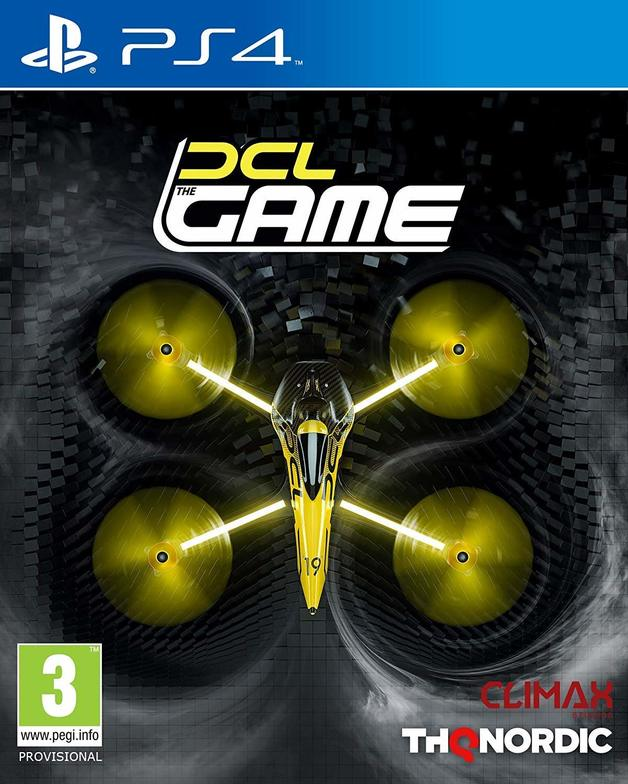 DCL The Game for PS4