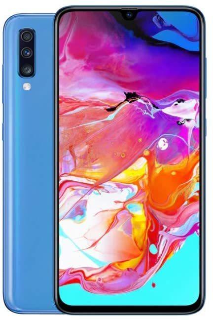 Samsung Galaxy A70 128GB (6GB RAM) - Blue