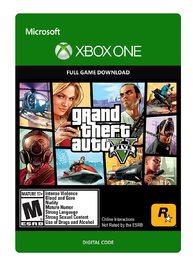 Grand Theft Auto V (Digital Code) for Xbox One image