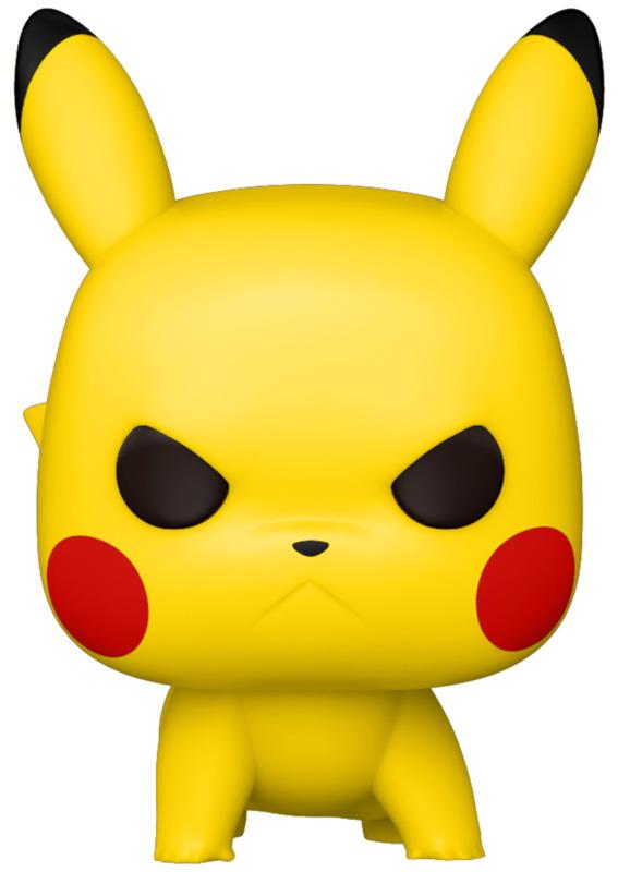 Pokemon: Pikachu (Attack Stance) - Pop! Vinyl Figure