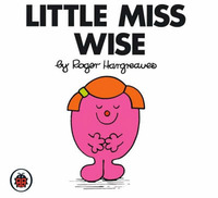 Little Miss Wise V21: Mr Men and Little Miss by Roger Hargreaves