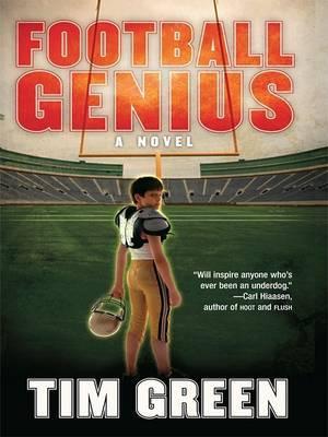 Football Genius by Tim Green image