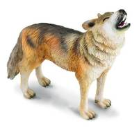 CollectA - Timber Wolf: Howling