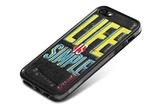 id America Cushi Plus Retro Skin for iPhone 5 - Grey