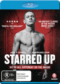 Starred Up on Blu-ray
