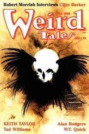 Weird Tales 292 (Fall 1988) by Tad Williams