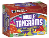 Noggins Workshop: Double Tangrams Logic Game