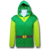 Legend of Zelda Link Costume Hoodie (Large)