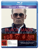 Black Mass on Blu-ray