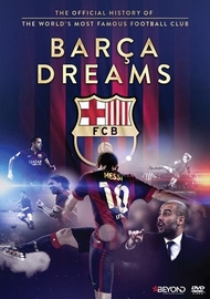 Barca Dreams DVD image