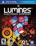 Lumines: Electronic Symphony for PlayStation Vita