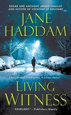 Living Witness by Jane Haddam