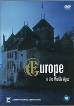 Europe In The Middle Ages on DVD