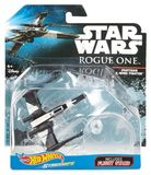 Hot Wheels: Star Wars Rogue One Starship - Partisan X-Wing Fighter