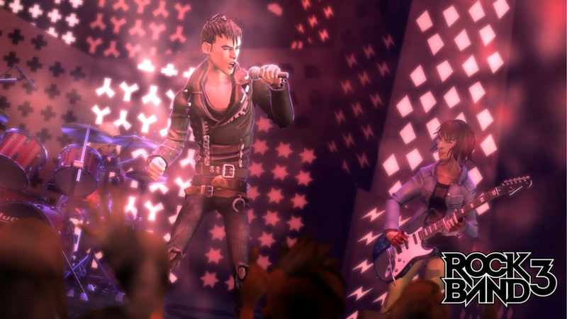 Rock Band 3 (Game Only) for PS3 image