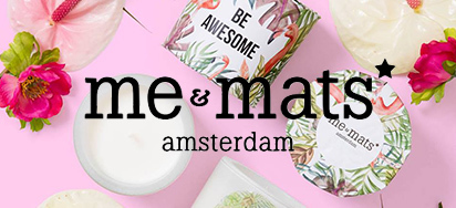 30% OFF Me&Mats Candles!