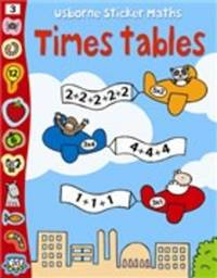 Times Tables by Fiona Watt image