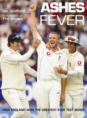 Ashes Fever by Ian Stafford image