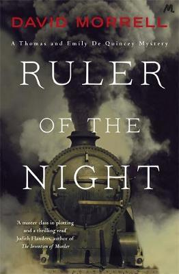 Ruler of the Night by David Morrell image