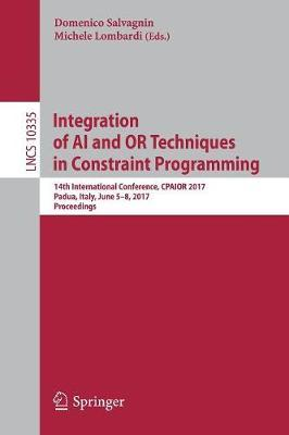 Integration of AI and OR Techniques in Constraint Programming image