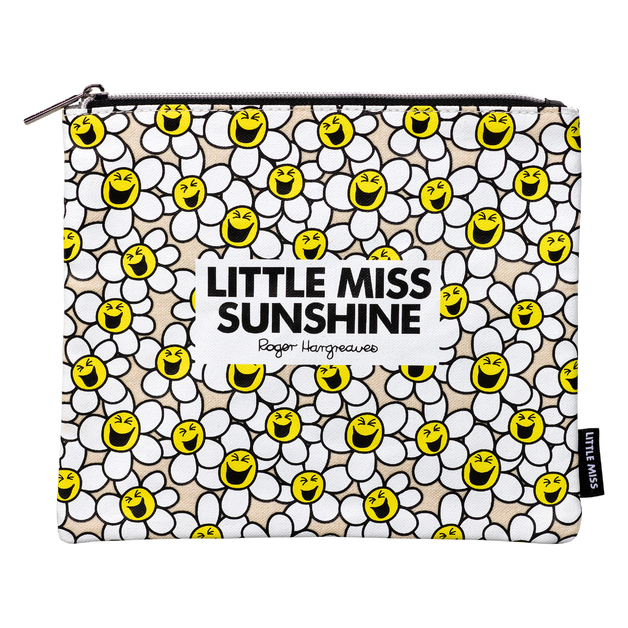 Mr Men Laughing Daisies Pouch