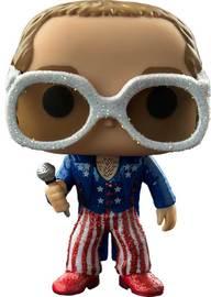 Elton John (RWB Glitter Ver.) - Pop! Vinyl Figure