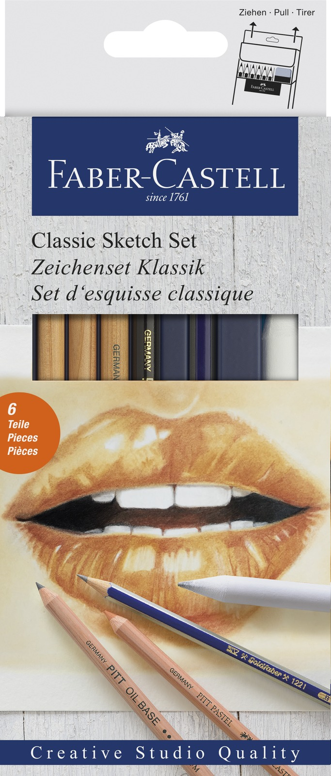 Faber-Castell: Classic Sketch Set image