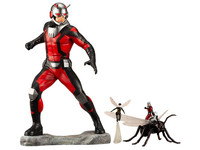 Avengers: 1/10 Astonishing Ant-Man - PVC Artfx+ Figure