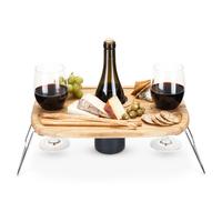 Dash: Wine Picnic Table