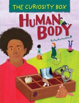The Curiosity Box: Human Body by Peter Riley image