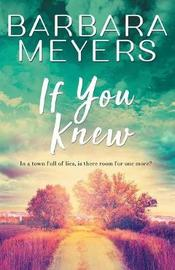 If You Knew by Barbara Meyers image
