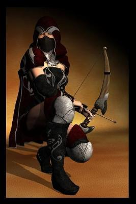 archery Warrior by Lola Yayo