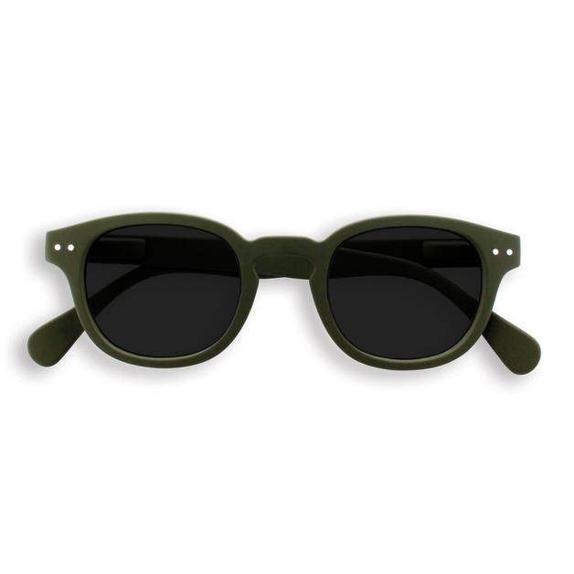 Izipizi: Sun Collection C - Khaki Green