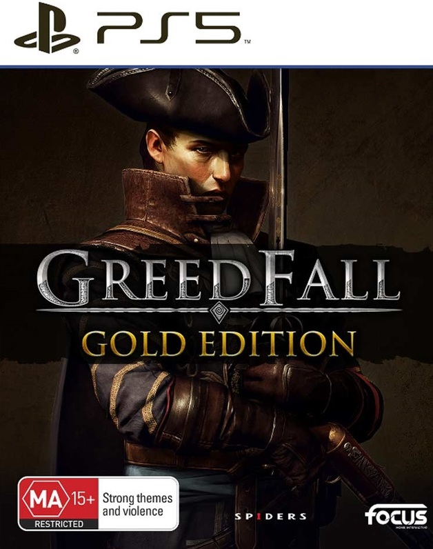 Greedfall Gold Edition for PS5
