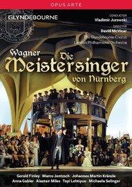 Wagner: Die Meistersinger von Nurnberg (2 Disc Set) DVD by London Philharmonic Orchestra