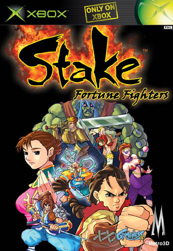 Stake: Fortune Fighters for Xbox