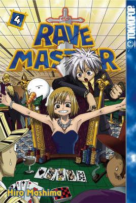 Rave Master: v. 4 by Hiro Mashima