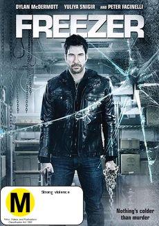 Freezer on DVD