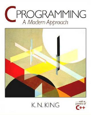C. Programming: A Modern Approach by K.N. King image
