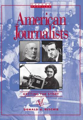 American Journalists by Donald A Ritchie