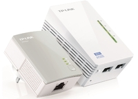 TP-Link AV500 WiFi Powerline Extender Starter Kit