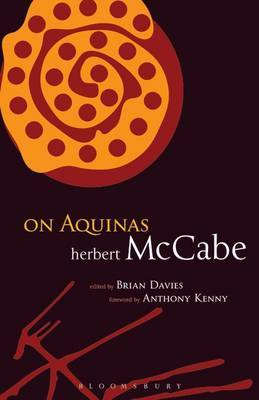On Aquinas by Herbert McCabe image
